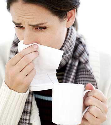 Простуду нельзя предотвратить