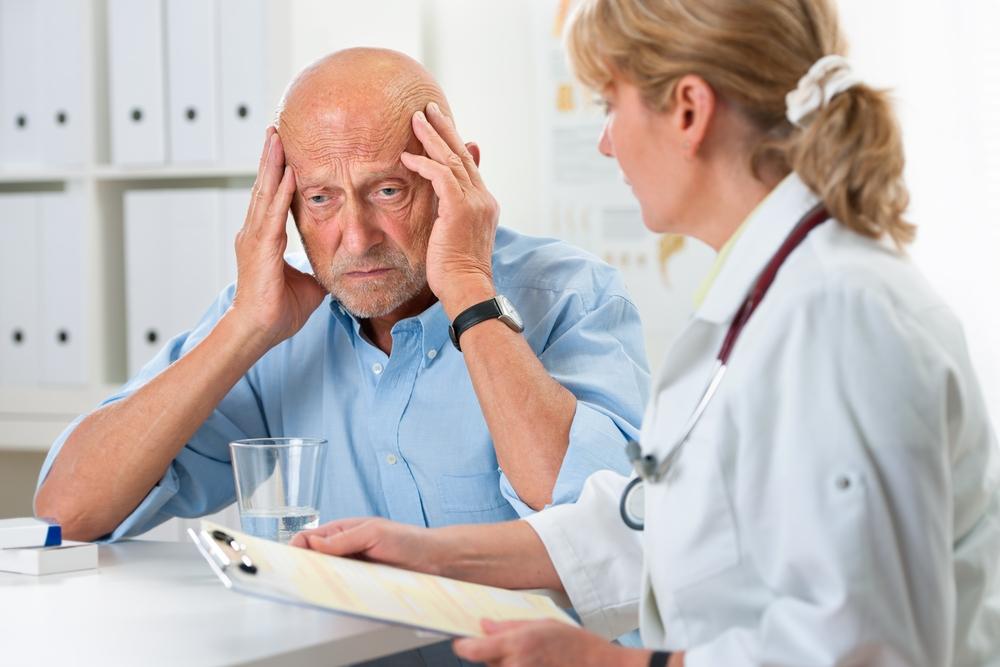 Болезнь Альцгемейра