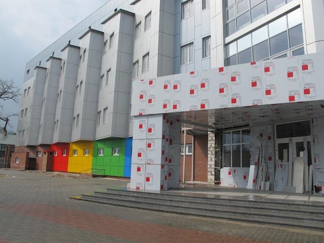 Черкасском областном перинатальном центре