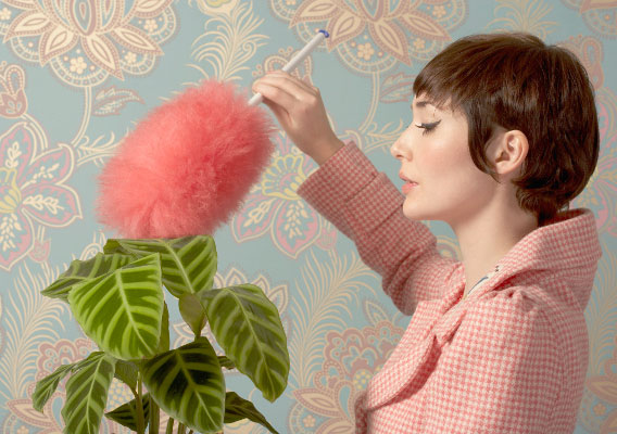 Аллергия на домашнню пыль