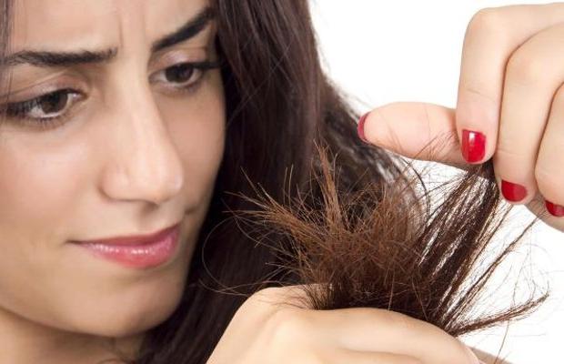 уход за секущимися кончиками волос