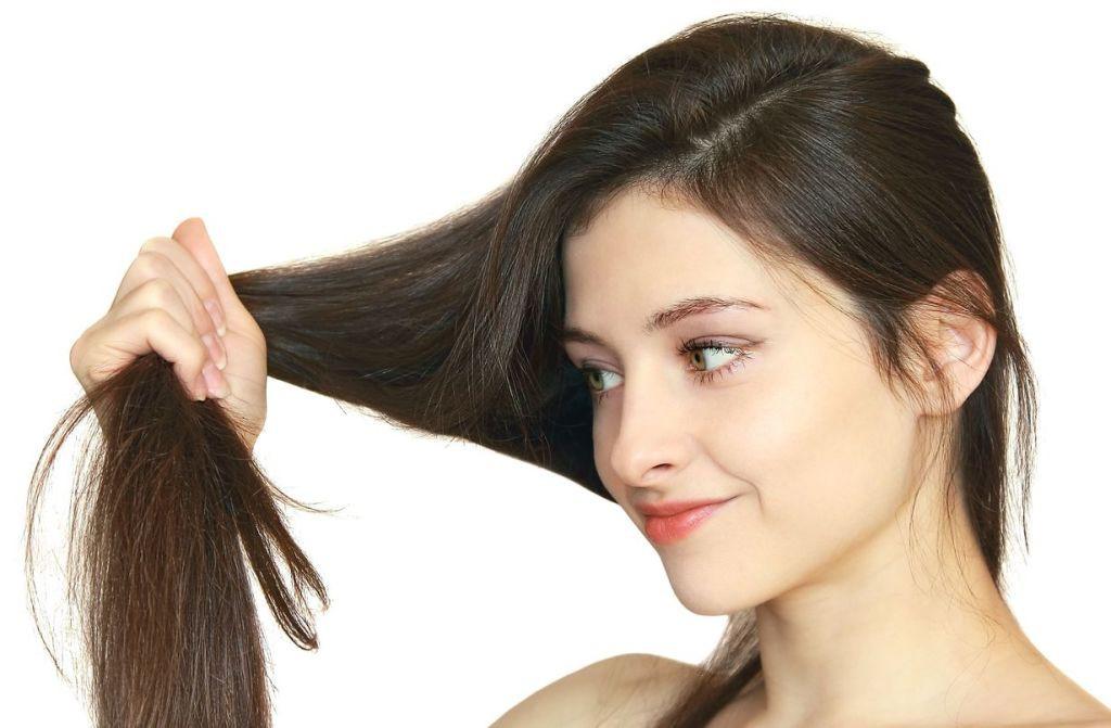 Народные методы при секущихся волосах
